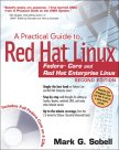 Cover of A Practical Guide to Red Hat Linux 8
